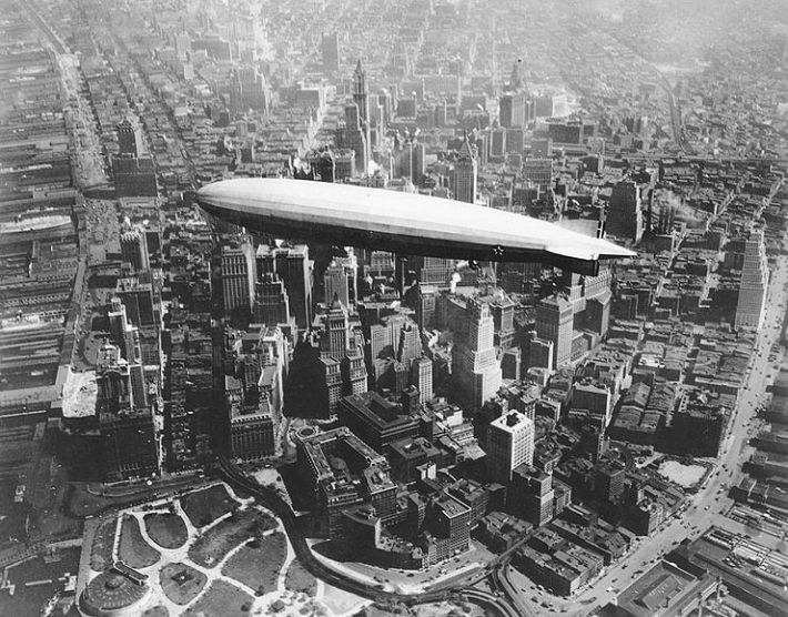 ZeppelinOverLosAngeles